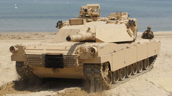 Northern California Tank Auction Billed as Largest Ever