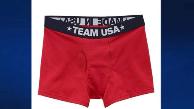 New Olympics Swag: Team USA Underwear