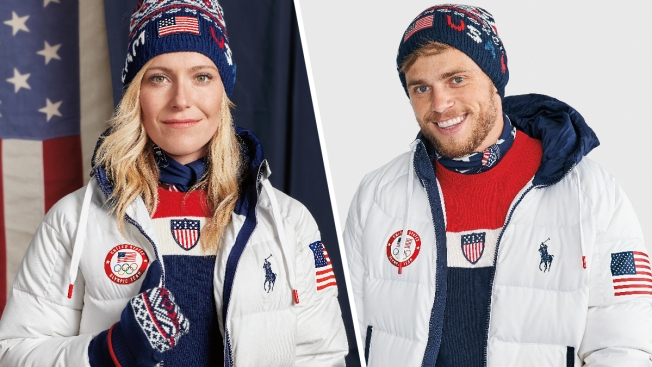USOC reveal Ralph Lauren uniforms for Pyeongchang 2018 Closing Ceremonies