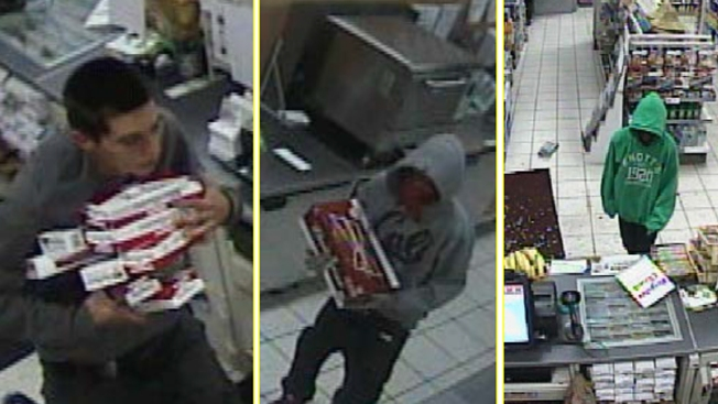 Teens Steal Alcohol, Lotto Tickets from 7-Eleven
