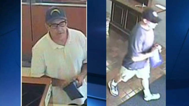 FBI Searches for 'The Hills Bandit' in String of So. California Robberies