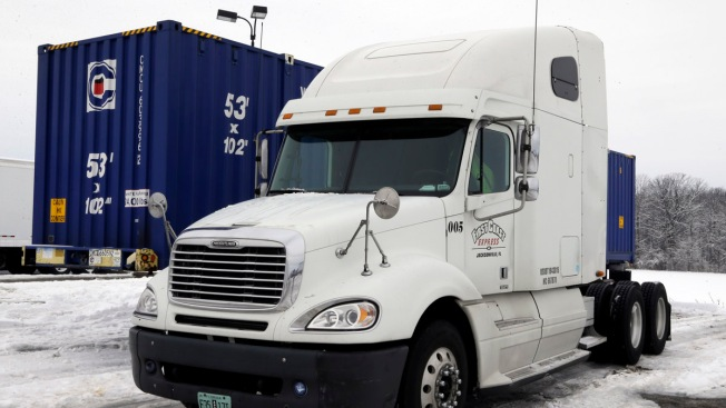 Trapped Fla. Trucker Survives Hours in Subzero Temps Pinned Under Rig in Indiana