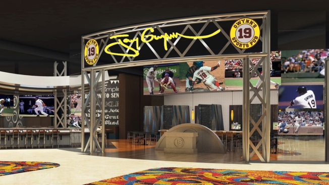 Tony Gwynn Sports Pub to Open at New Hollywood Casino Jamul