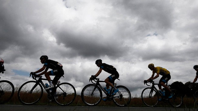 Tour de France: Nibali's Title Defense Cracks as Froome Takes Control