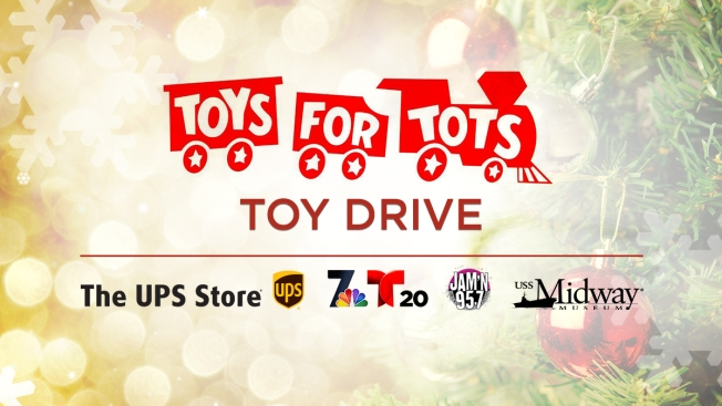 Join Us for Our Annual Toys for Tots Toy Drive