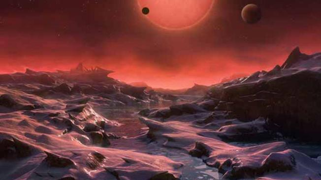 40 Light Years Away, Scientists Find Three Earth-Sized Planets Orbiting Small Nearby Sun