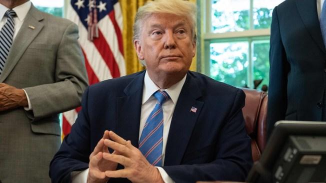 AP Analysis: Trump Smiles With North Korea, Threatens Iran