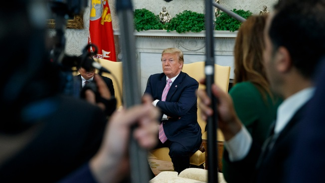 AP Fact Check: Trump Tries to Pin Child Separations on Obama