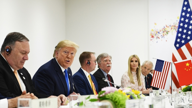 Cease-Fire in US-China Trade War Doesn't Bridge Differences