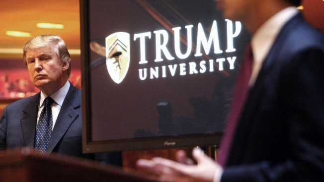 Video Depositions of Donald Trump in Trump University Lawsuits Will Not Be Made Public