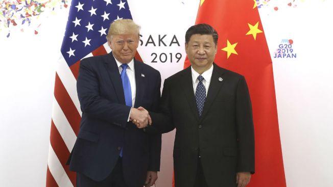 Could Washington's Impeachment Drama Spark China Trade Deal?