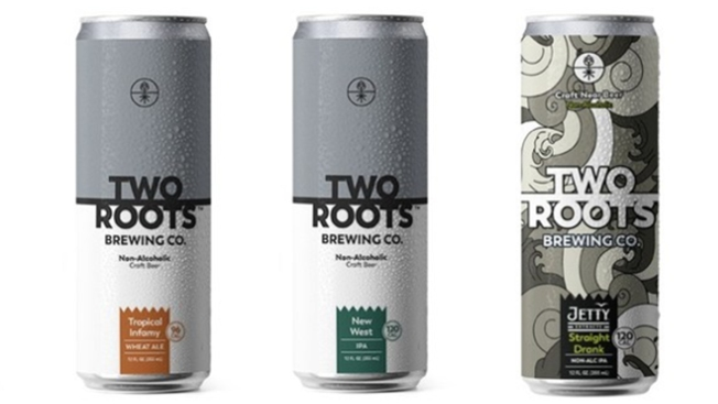Two Roots Brewing Co. to Sell in BevMo!