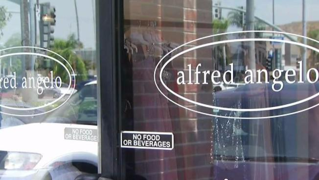 Alfred Angelo store closings leave brides in a panic