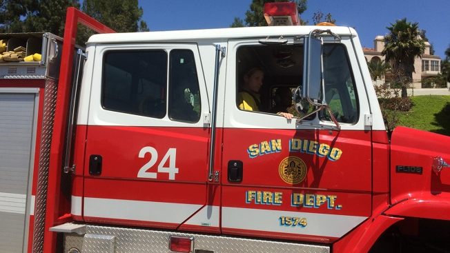 San Diego Fire Weather Prompts Red Flag Warning Sunday