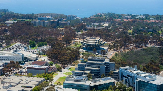 Times Higher Education Ranks UCSD Among Best Universities