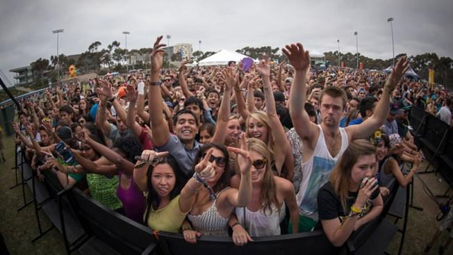 ME Report: UCSD Student Died of Drug Overdose After Sun God Festival