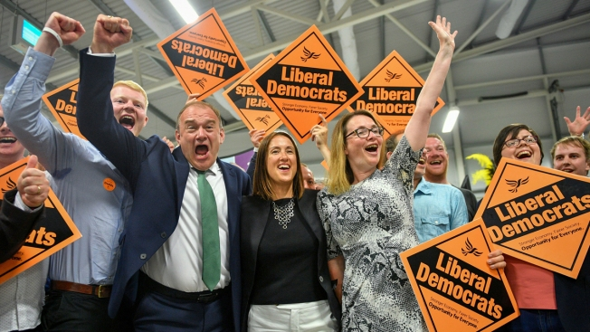 Boris Johnson's Party Suffers Defeat in UK Special Election