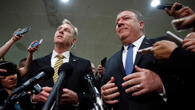 Pentagon Proposing a Troop Buildup in Mideast: Sources