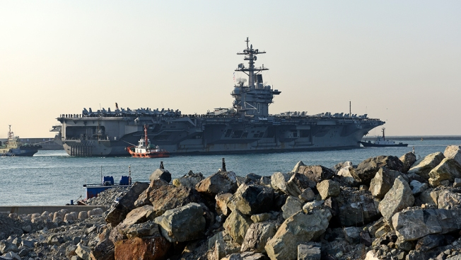 US 'Armada' to Reach Korea Later This Week