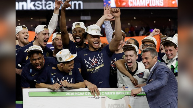 Virginia Beats Texas Tech to Win 1st NCAA Title