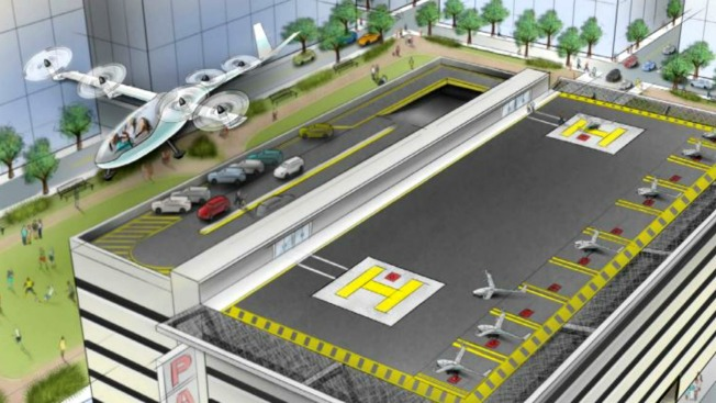 Uber Taps Former NASA Engineer to Boost Flying Car Initiative