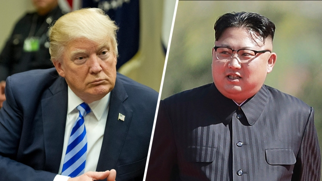 US May Launch Strike if North Korea Reaches for Nuclear Trigger