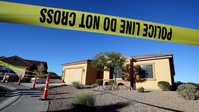 Vegas shooter's girlfriend said she handled ammo