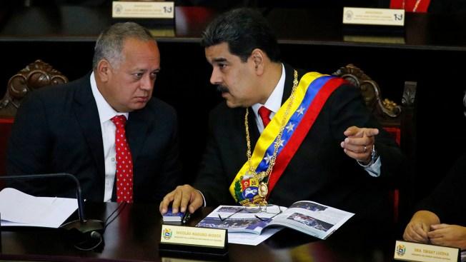 US Talks Secretly to Venezuela Socialist Boss