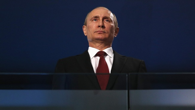 Putin Shows New Russian Nuclear Weapons: 'It Isn't a Bluff'