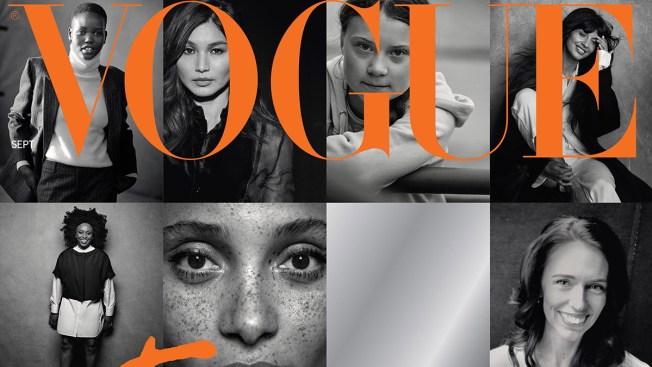 Meghan Guest Edits UK Vogue, Focusing on Trailblazing Women