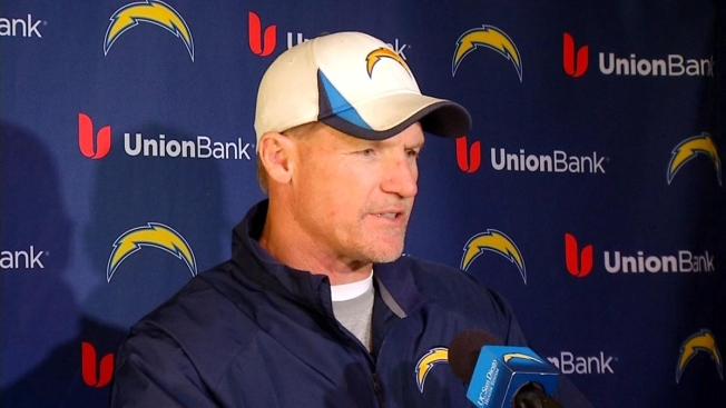 Chargers OC Whisenhunt Named Titans Head Coach
