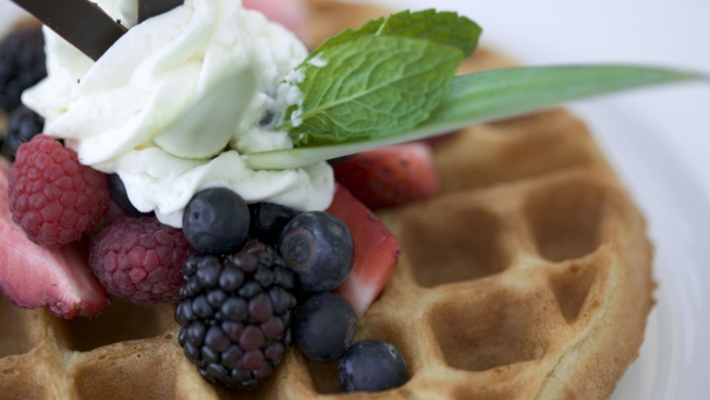 Griddle Grub: Best Waffles in North San Diego