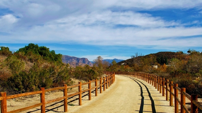 Santee's Walker Preserve Trail to Receive Award