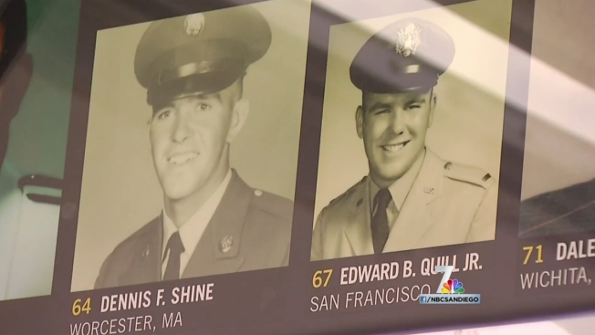 'The Wall That Heals' Comes to San Diego