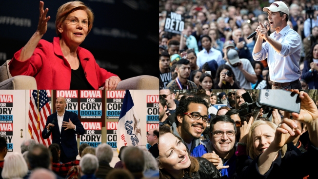 2020 by the Numbers: Democrats Posting Big Campaign Stats