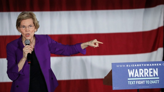 Elizabeth Warren Says Facebook Proved Her Point That It Has Too Much Power by Removing Her Ads