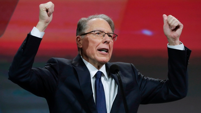 NRA Board Gathers for Meeting at Crucial Time for Gun Debate