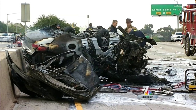 Wrong-Way Driver in Fiery Triple Fatal Crash Near Border Had BAC 3 Times Legal Limit: ME Report