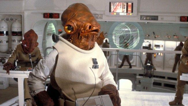 Erik Bauersfeld, Who Voiced Admiral Ackbar in 'Star Wars,' Dies