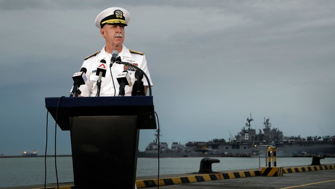 US Navy Pacific commander misses promotion, to retire after deadly collisions