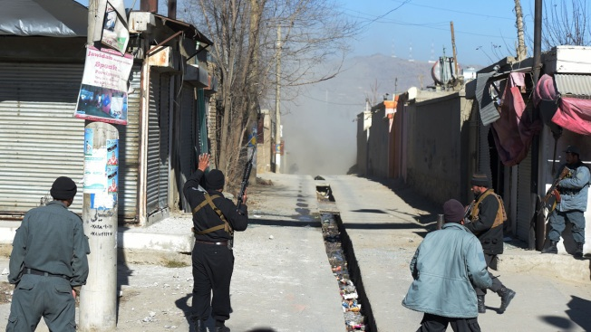 More Than 40 Dead And Dozens Injured After Bombing In Kabul