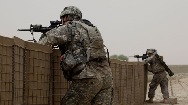 United States military confirms airstrikes killed 2 Afghan soldiers