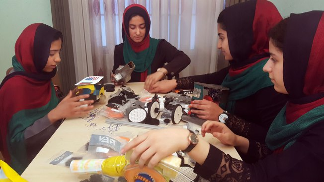 Afghan Robotics Team to Compete in US Despite Visa Drama