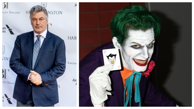 No Joke: Alec Baldwin Withdraws From 'Joker,' Over Scheduling Issues