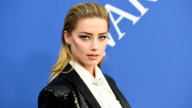 Amber Heard Slammed for 'Racist' Tweet About ICE Checkpoint