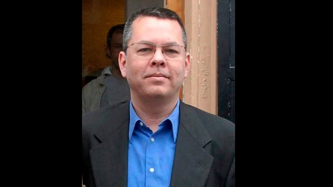 US Pastor Charged With Espionage in Turkey Released to House Arrest