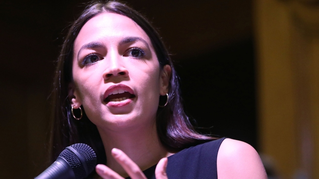 Ohio Man Charged With Allegedly Threatening AOC on Facebook