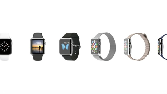 Apple Watch to Head into Production Next Month