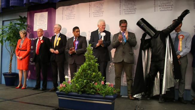 Why Was 'Lord Buckethead' Running Against the British Prime Minister?