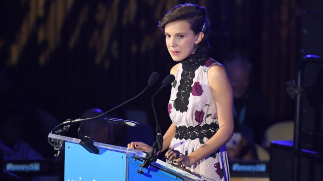 'Stranger Things' Millie Bobby Brown Rises Above Online Hate